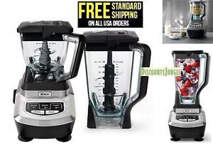 Image Is Loading Ninja Bl700 Professional Food Processor Blender Kitchen System