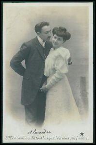 Edwardian 1910s Original Vintage Photo Postcard Lady