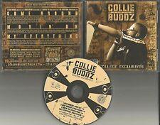 COLLIE BUDDZ College Exclusives w/ RARE EDIT PROMO Radio DJ CD Single 2007 USA