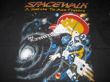 RARE Original T SHIRT SPACEWALK SALUTE TO ACE FREHLEY NEW UNWORN KISS ROCK METAL