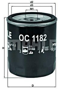 MAHLE Oil Filter For MAZDA 2 3 5 6 Cx-3 Cx-30 Cx-5 Cx-7 Mpv II SHY214302