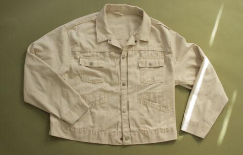 Vintage Foremost Ranchcraft Pleated Denim Jacket O