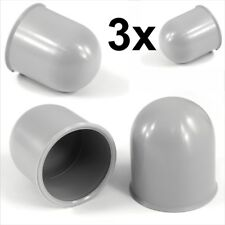 Bar Cover C//W Reflector For 50mm Towballs NP68 Towing Trailer Tow Ball