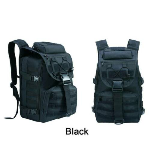 35L Waterproof Tactical Military Backpack Rucksack Camping Hiking Shoulder Bag
