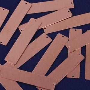 1-2-2-1-4-034-Rectangle-Stamping-Blanks-Long-Bar-Blanks-tags-metal-blanks-20pcs