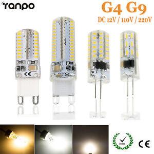 G4-G9-3W-5W-6W-10W-LED-Corn-Light-3014SMD-Replace-Halogen-Lamp-Bulb-12V-110-220V