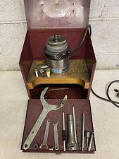 Precise Jig Grinder 1158 Machine Tool High Speed Grinder Grinding Spindle Head