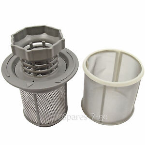 Genuine-NEFF-Dishwasher-2-Part-Micro-Mesh-Original-Filter-Spare-Part