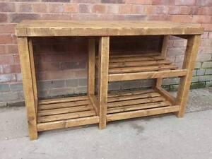Image Is Loading Bespoke Custom Built Wooden Shoe Racks Any Design