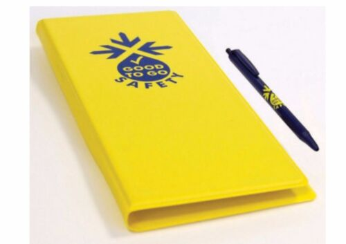 Good To Go Easy Safety Inspection Record Check Books Racking 51305 Warehouse