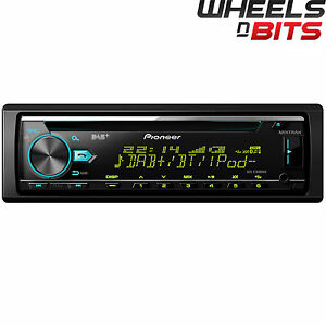 Pioneer-DEH-X7800DAB-Bluetooth-USB-DAB-CAR-stereo-iPod-iPhone-Android-Radio