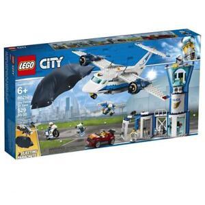 LEGO-CITY-Sky-Police-Air-Base-60210-NEW-SEALED