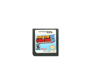 3DS/2DS/DS NDSL Lite Mario Vs Donkey Kong 2 For Nintendo GAME Card
