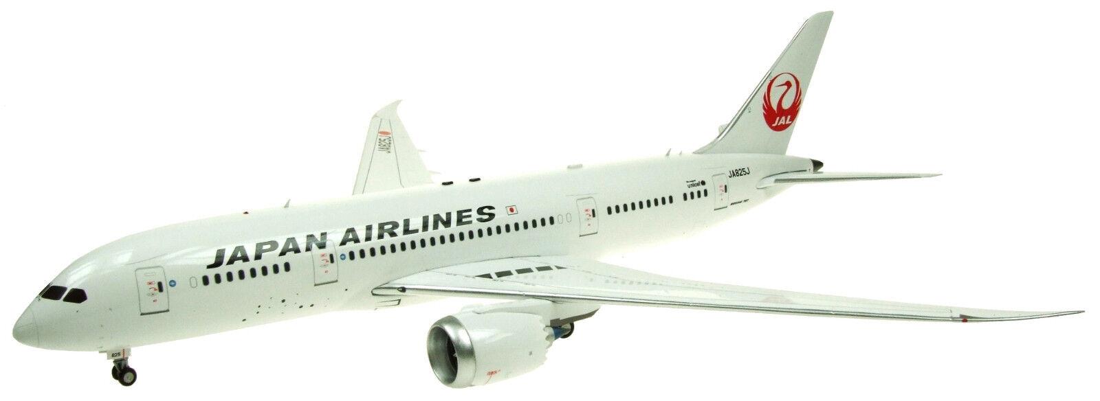 Inflight 200 Wb787825j 1 200 Jal 787-8 Dreamliner Ja825j avec Pied