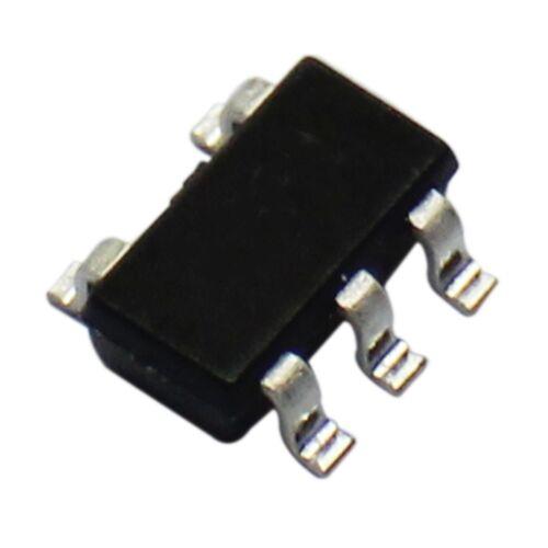 fixed 3.3V 500mA SOT23-5 EXAR 2x SPX3819M5-L-3-3//TR Voltage stabiliser LDO