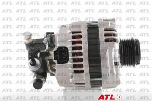 Atl alternador generador 100 a Opel Astra H Caravan coche GTC 1.7 CDTI