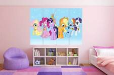 MY LITTLE PONY MON PETIT PONEY02  Poster Grand format A0 Large Print