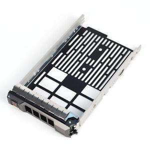 New-3-5-034-SATA-SAS-Drive-Tray-Caddy-KG1CH-For-Dell-R430-R530-R630-R730-R730XD