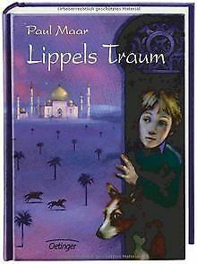 Lippels-Traum-von-Maar-Paul-Buch-Zustand-gut
