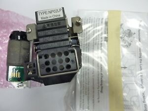 Genuino-Nec-Np02Lp-Bombilla-con-refrigeracion-Bomba-para-NP50-np50g-PROYECTOR