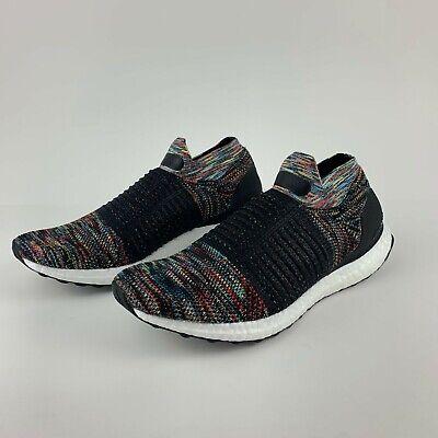 Adidas UltraBoost Laceless Black/Multi