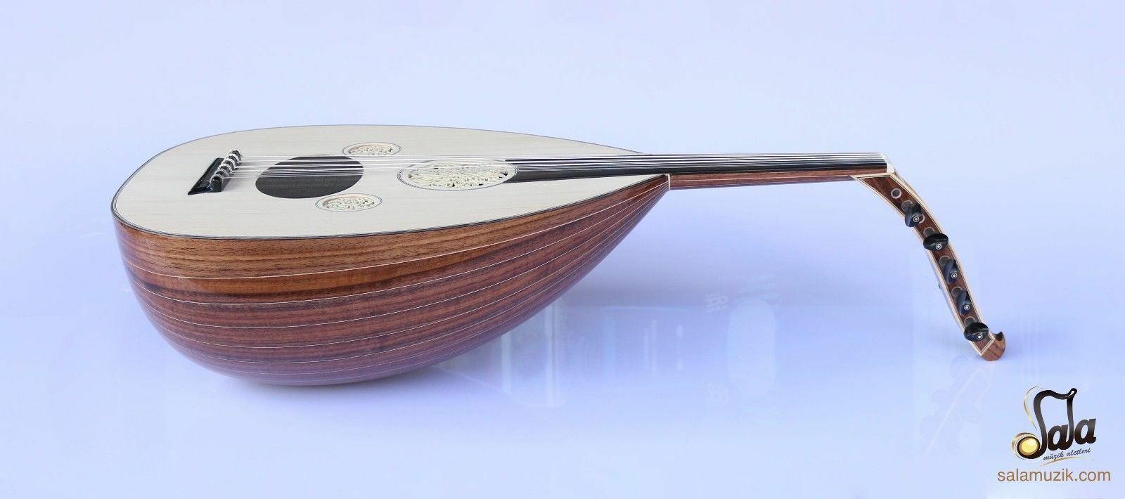 Professional Turkish Oud String Instrument Ud HSO-302