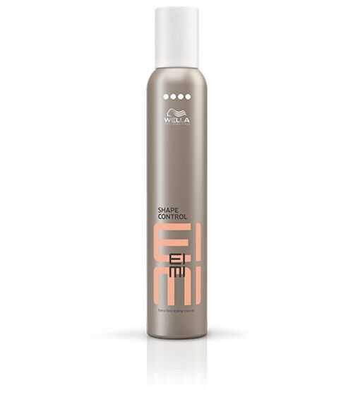 Wella Eimi Shape Control Hair Styling Mousse 500ml - Strong Hold