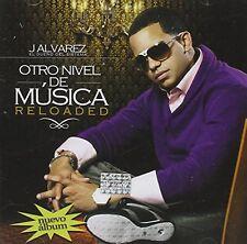 J Alvarez - Otro Nivel de Musica Reloaded [New CD] Argentina - Import