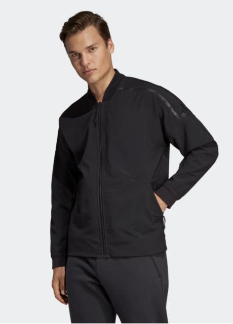 impactante Soportar Perversión  adidas Zne Reversible Men's Jacket Size S Black Gray CF0652 for sale online  | eBay