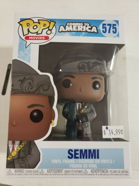 Funko 30805 Semmi POP VINILE coming to America s1
