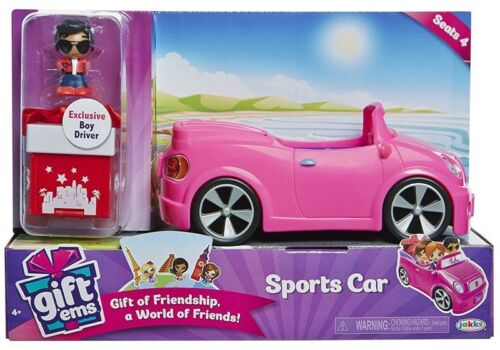 Exclusive Boy Driver Gift /'Ems Sports Car Vehicle