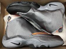 new product 9a296 d008b item 4 Nike Air Zoom Flight The Glove Cool Grey Black Total Orange 616772- 002 Sz 10.5 -Nike Air Zoom Flight The Glove Cool Grey Black Total Orange ...