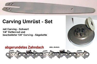"""Schwert 4 Ketten passend für Stihl 020T MS 200T 020 MS 200 40cm 3//8/"""" 55TG 1,3"""