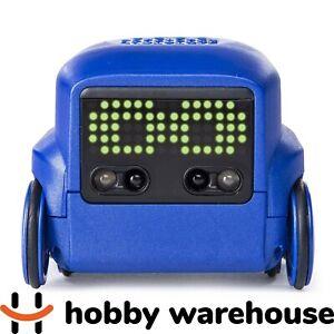 Boxer - Interactive A.I. Robot Toy - Blue