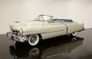 1950 Cadillac Other Convertible Coupe