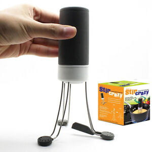 automatic hands free robo kitchen utensil food sauce auto stirrer stir crazy new ebay. Black Bedroom Furniture Sets. Home Design Ideas