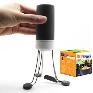 automatic hands free robo kitchen utensil food sauce auto stirrer stir crazy new ebay. Black Bedroom Furniture Sets. Home Design Ideas