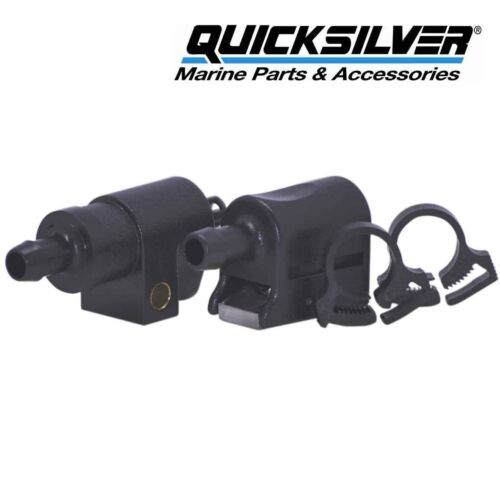"""On-Engine /& Mating Connector 5//16/"""" ID OEM Mercury Quicksilver Connector Kit"""