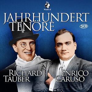 CD-Jahrhundert-Tenoere-von-Enrico-Caruso-und-Richard-Tauber-2CDs
