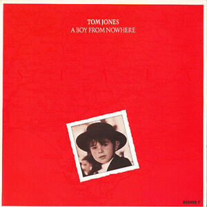 TOM-JONES-A-Boy-From-Nowhere-Excerpts-from-Musical-Matador-45rpm