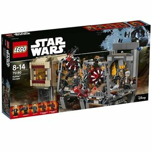 LEGO-Star-Wars-75180-Rathtar-Escape
