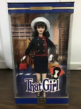 2002 Mattel Barbie As That Girl Ann Marlo Thomas Fashion Doll MISB