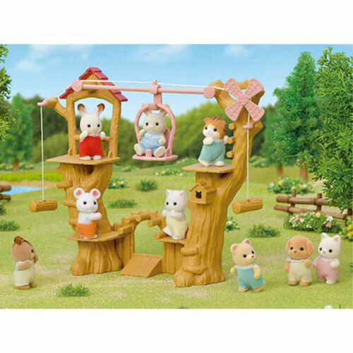 Sylvanian FAMILIES BABY Funicolare Park 5452