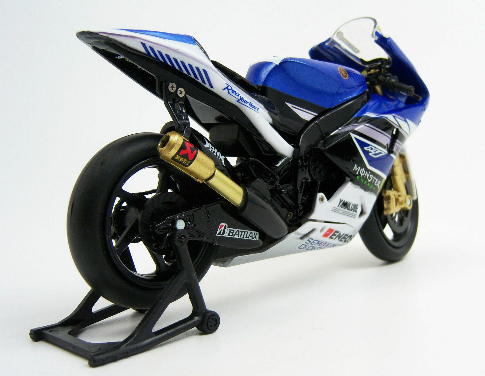 Nuevo Valentino Rossi montruo MODELO 2013 1 12 Escala YAMAHA YAMAHA YAMAHA MOTO model-high 632f9a