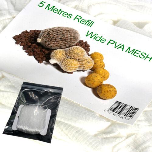 PVA mesh 5 metre refill plus free 3M 3ply PVA string
