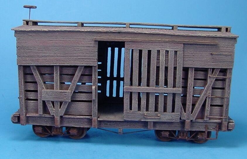 Branline by Tom Yorke On30 Sugar Cane Car On30