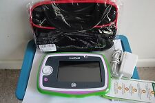 Leap Pad 3 Explorer Tablet, Carry Case, Adapter, & Download Cable