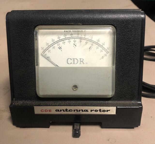 Diagram Cde Ham Radio Antenna Rotor And Control