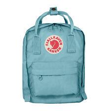 NWT Fjallraven Kanken F23551 KanKen Kids Sky Blue Women/Kid's Backpack Gift