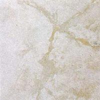 White Marble Vinyl Tile 40 Pc Adhesive Kitchen Flooring - Actual 12'' X 12'' on sale